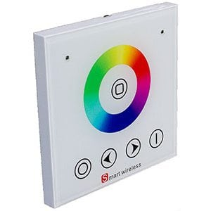 240V wall plate RGB controller