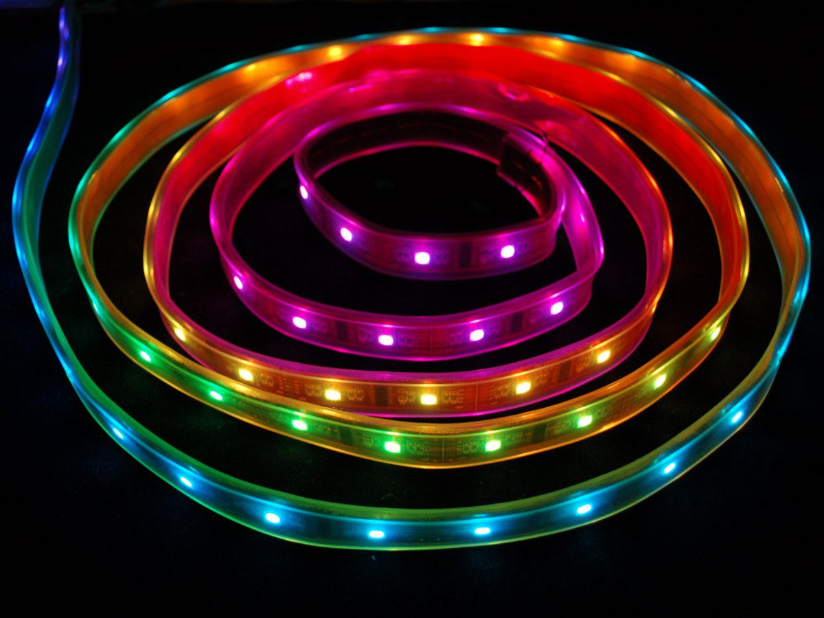 How Rgb Led Lighting Works