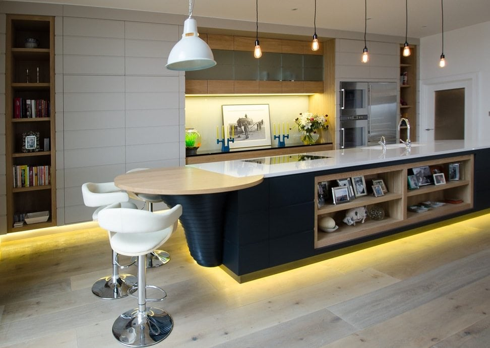 Kitchen mood lighting ideas