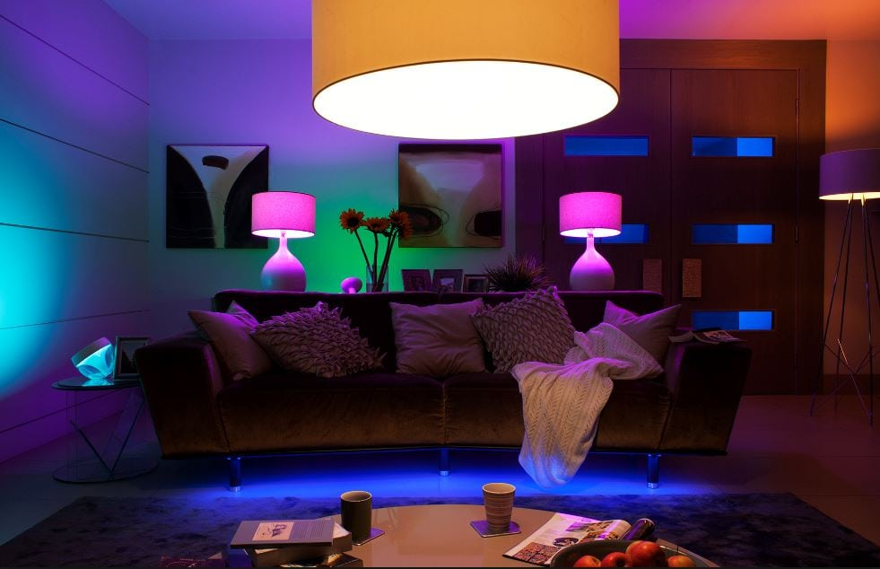 Mood lighting ideas to improve your lifestyle