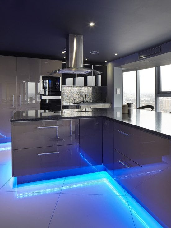 How To Apply The Led Strip - Trends To Your Home